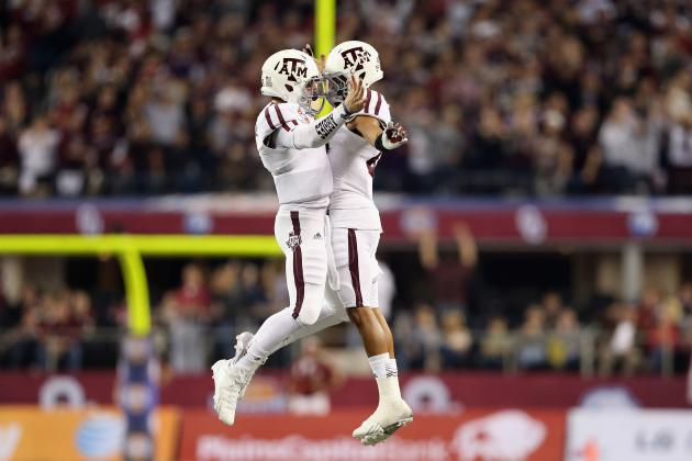 Cotton Bowl 2013: Grading Performances from Texas A&M Blowout
