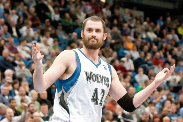 Is Kevin Love's Unlucky Re-Broken Hand Actually a Plus for Timberwolves?