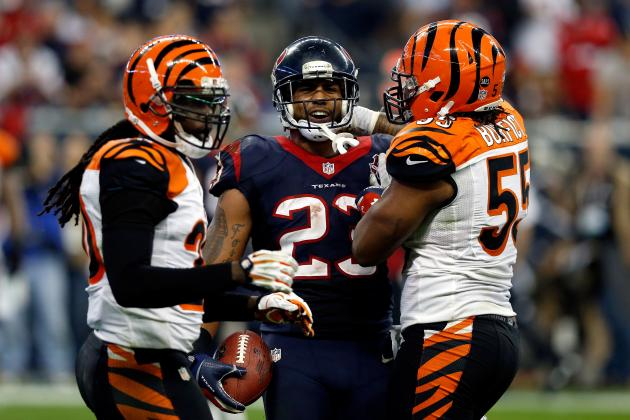 Twitter Reacts to Texans Win over Bengals in Wild Card Round