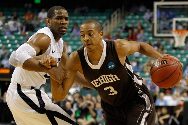 C.J. McCollum Injury: Updates on Lehigh Guard's Foot