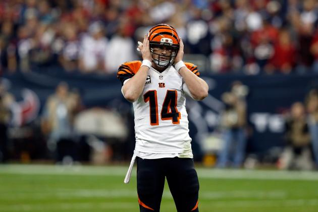 Bengals vs. Texans: Bengals Eliminated from Playoffs in Poor Offensive Effort