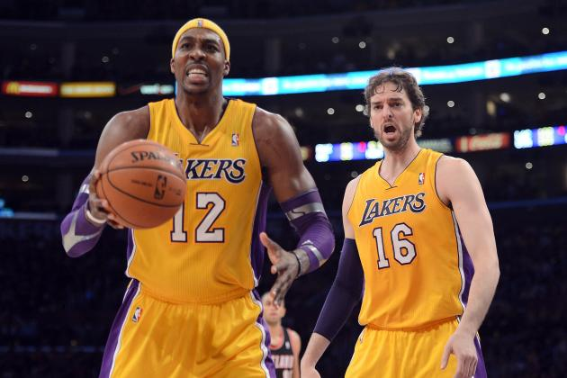 Pau Gasol: Dwight Howard Injury Gives Big Man Opportunity to Prove Value