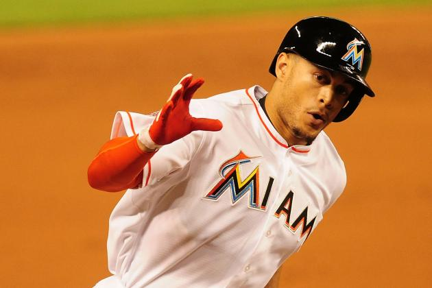 Report: Marlins Contact Padres About Stanton
