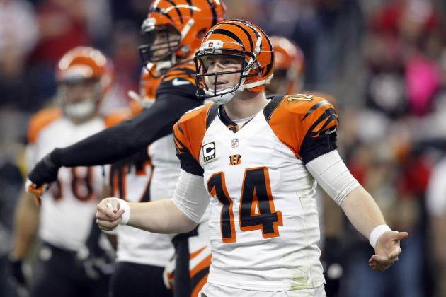 What's Next for the Bengals After Being Eliminated from 2013 NFL Playoffs?