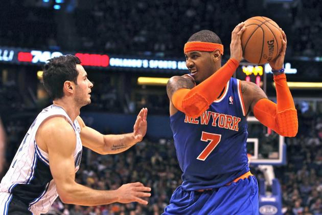 New York Knicks vs. Orlando Magic: Live Score, Results and Game Highlights