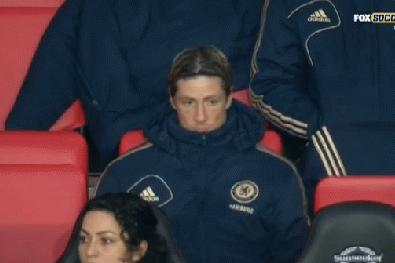 Torres Not Happy as Ba Scores