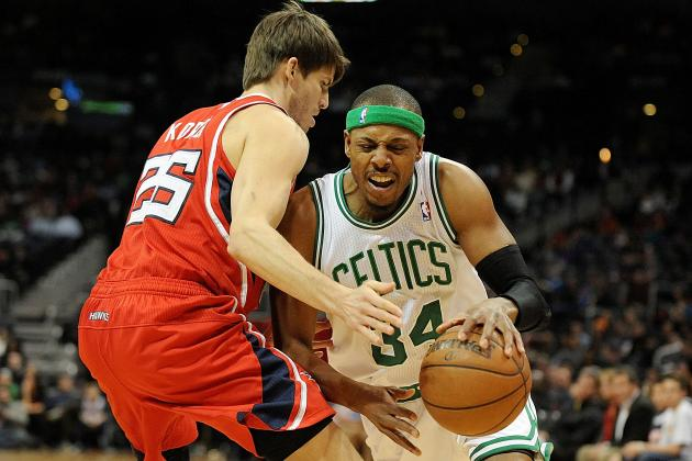 Boston Celtics vs. Atlanta Hawks: Live Score, Results and Game Highlights