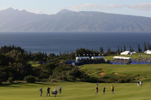 Tournament of Champions: Why Kapalua's 18th Is Among Best Holes of PGA Tour
