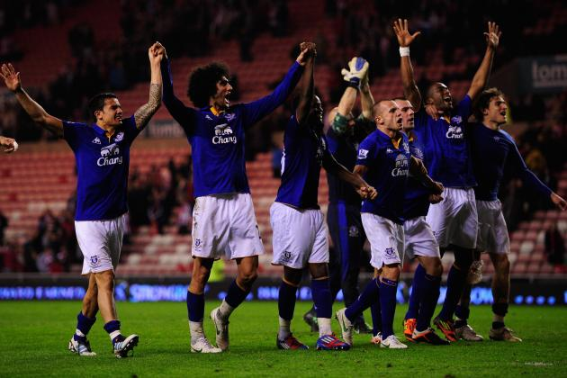 Picking the Ideal Everton XI to Eliminate Cheltenham in the FA Cup