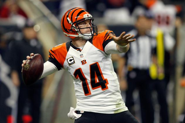 Should Andy Dalton Be Worried About Losing His Job?