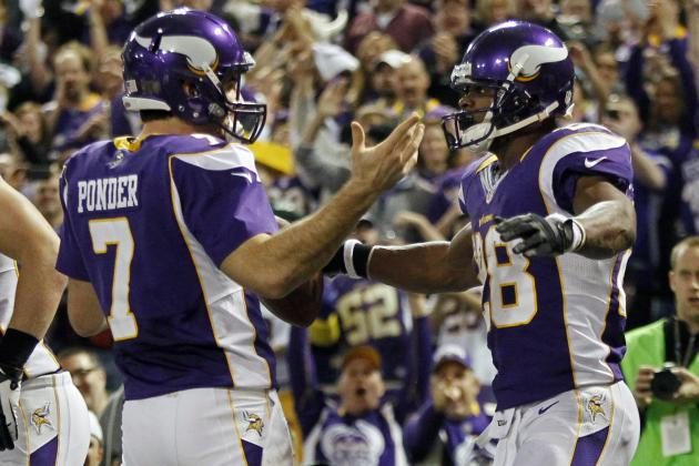 Joe Webb's Wild-Card Flop Puts Christian Ponder's Value on Display