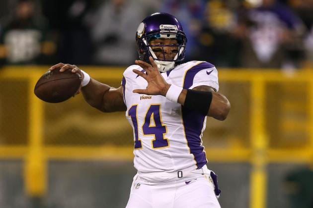Minnesota Vikings' Shortcomings Prove Quarterbacks Are the Way to Win in the NFL