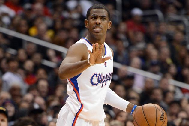 MVP or Not, LA Clippers' Chris Paul Is NBA's Most Critical Player to His Team