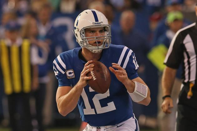 Colts vs. Ravens: Keys to Andrew Luck Earning His First Playoff Win