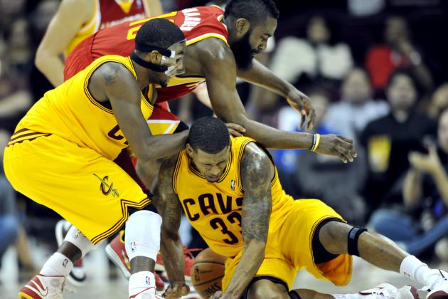 Cleveland Cavaliers Blog: Game 35: Rockets at Cavs