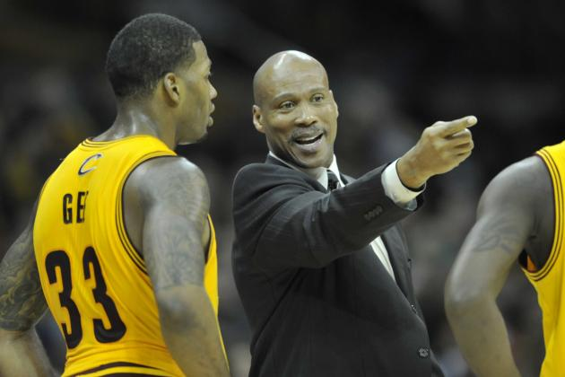 Cavs Taught Another Toughie in Defeat