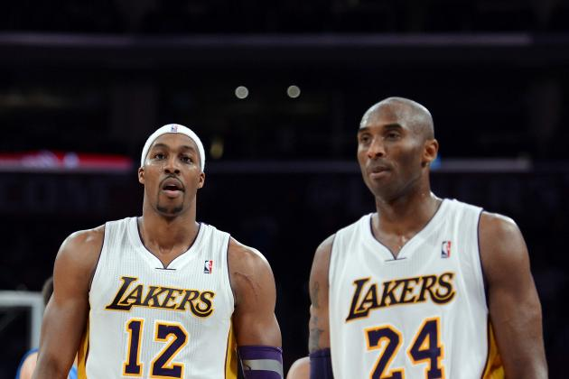 Can Kobe Bryant and Dwight Howard Strike 'Alpha Male' Balance to Save Lakers?