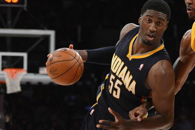 Roy Hibbert Breaks out of Funk, Leads Pacers to Victory