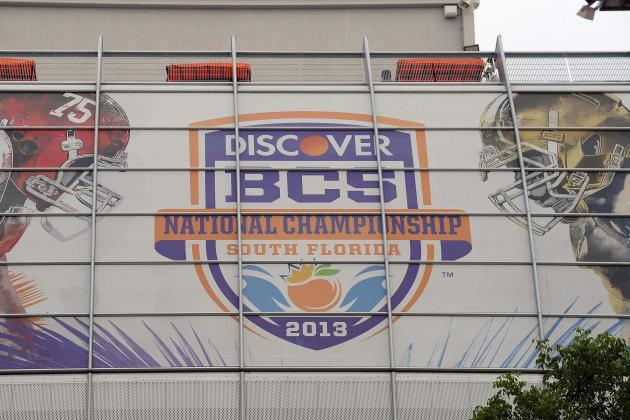 BCS Championship 2013: National Title Game Will Not Live Up to Tremendous Hype