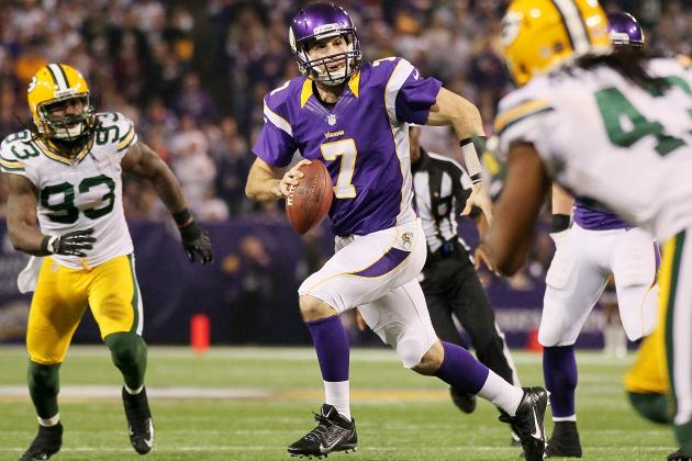Vikings vs. Packers: Why Minnesota Must Build Around QB Christian Ponder in 2013