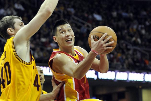 Rockets Rally to Hold off Cavaliers
