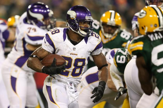Adrian Peterson: Vikings' First-Round Exit Doesn't Diminish His MVP Season