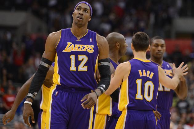Dwight Howard's Criticism Won't Help Lakers Build Chemistry