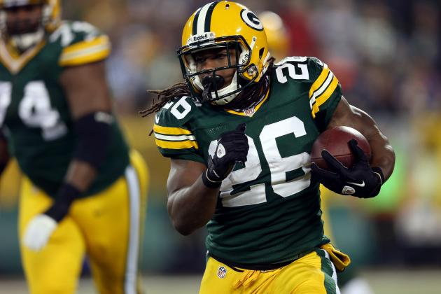 Is DuJuan Harris the Solution to Packers' Run-Game Woes?