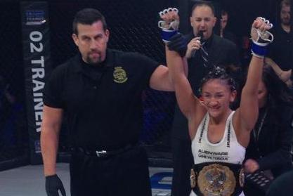 Invicta FC 4: Carla Esparza Becomes Inaugural Strawweight Champion