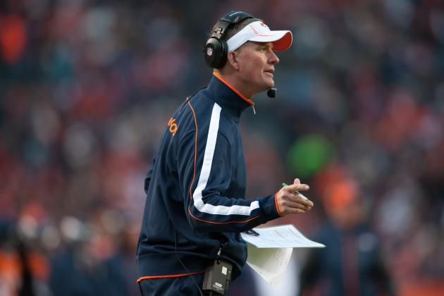 Chicago Bears Coaching Search: Here Are the Top Candidates LATEST REPORT