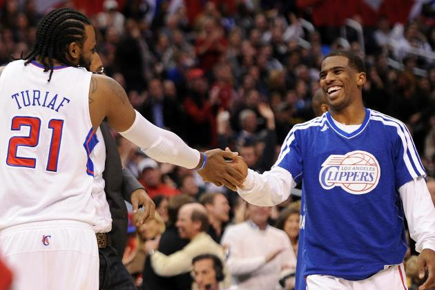 Chris Paul's Clippers Separating Themselves from Title Pretenders