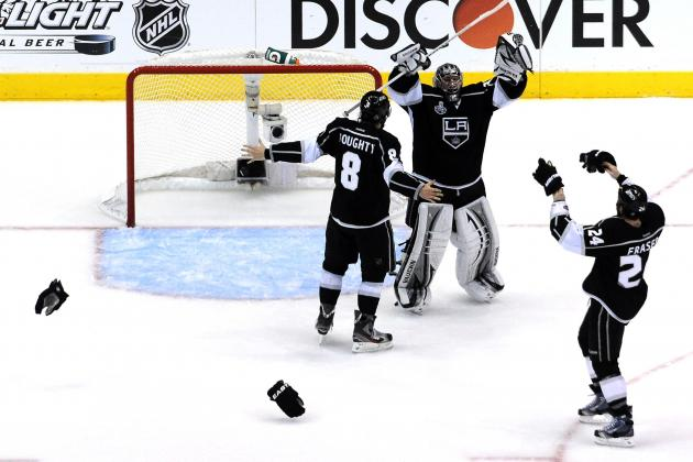 NHL Lockout Ends as NHL and Players' Association Reach Tentative Deal