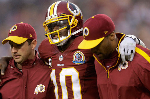 Dr. James Andrews: I Never Cleared RGIII to Go Back into Game After Injury