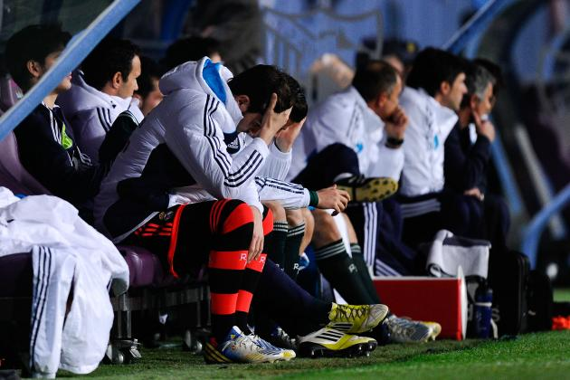Iker Casillas Benched for 2nd Time Running Against Real Sociedad