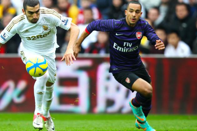 Swansea City vs. Arsenal: Frenetic FA Cup Draw as It Happened