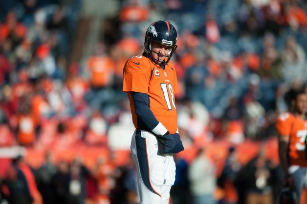 Peyton Manning: Broncos QB Can't Afford Another Postseason Letdown