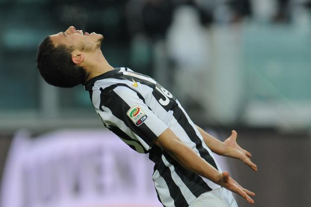 Juventus Lose to Sampdoria 2-1