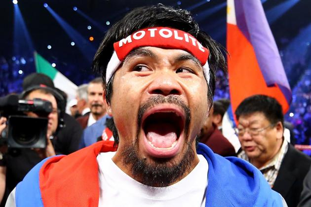 Manny Pacquiao: Long-Term Health Concerns Prove It's Time to Retire