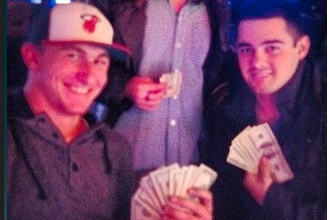 Manziel Wins at Casino, Hits Dallas Club