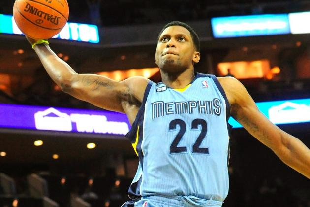 NBA Trade Rumors: Latest Rumblings on Rudy Gay and More from Around the League