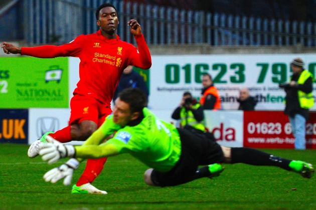 Mansfield vs. Liverpool: FA Cup 3rd Round Live Score, Highlights, Recap