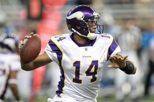 Could Joe Webb Be the Vikings' Quarterback Against the Packers?