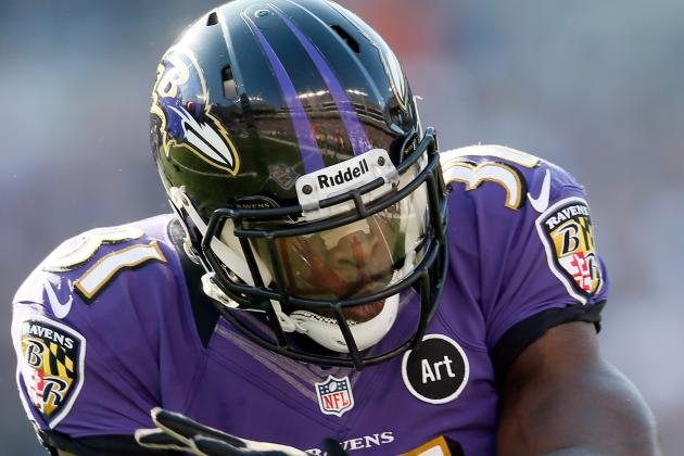 Ravens Finally Get Their Stars Back Together