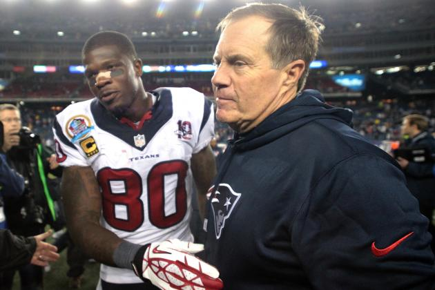 Houston Texans Seek Revenge vs. New England Patriots