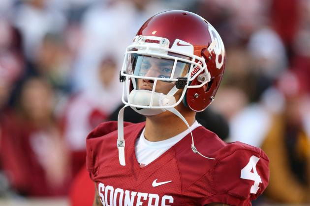Oklahoma's Kenny Stills and Tony Jefferson Reportedly Will Declare for NFL Draft