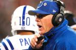 OC Bruce Arians Hospitalized Before Colts' Loss
