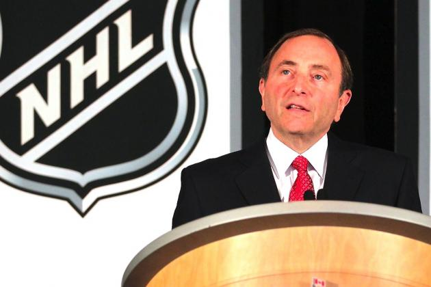 NHL Lockout: Breaking Down the New Reported CBA