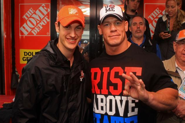 John Cena's WWE Career Could Transition to Hollywood