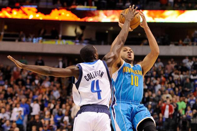 Eric Gordon Is Back, Hits And-1 Game-Winner vs. Dallas (VIDEO)