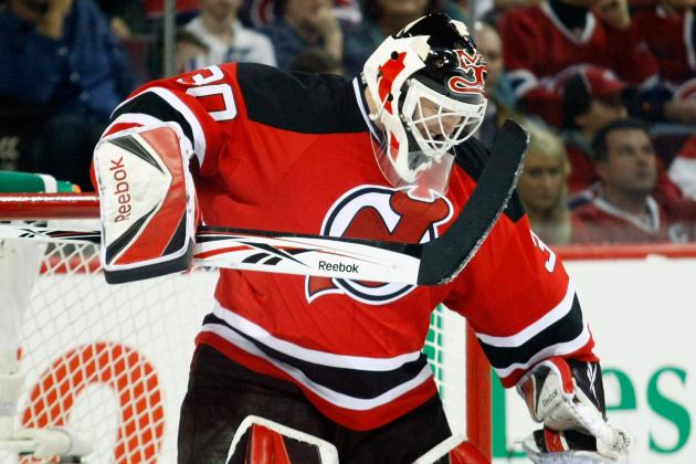 700 Wins Back on the Table for Martin Brodeur Now That Hockey Is Back